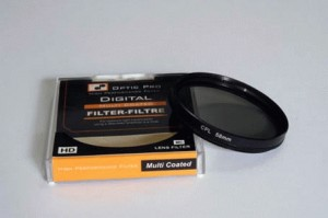 Optic Pro Filter CPL 58mm