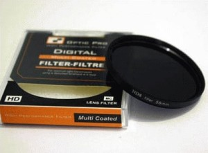 Optic Pro Filter ND8 37mm