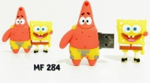 FLASHDISK SPONGEBOB 8GB