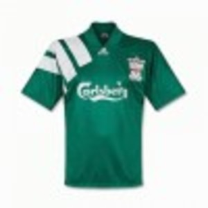 Jersey Liverpool Retro Away Centenary 1992-1993