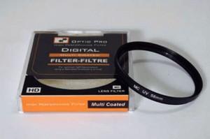 Optic Pro Filter MC(Multi Coated) UV 40.5mm