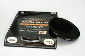 Optic Pro Filter IR(Infra Red) 680nm 62mm