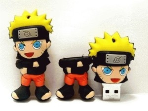 FLASHDISK NARUTO 8GB