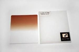Optic Pro (Cokin P Type) Gradual Brown