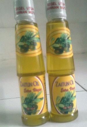 Minyak Zaitun Extra Virgin 60 ml