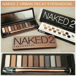 Naked 2 Eye Shadow Urban Decay