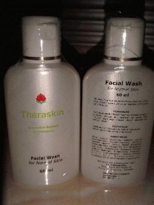 Theraskin Facial Wash Normal Traveling