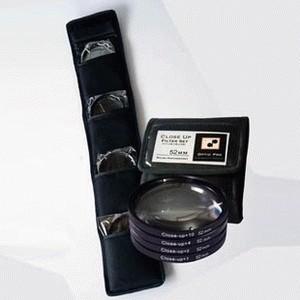 OpticPro Close up Kit(+1,+2,+4,+10) 58mm