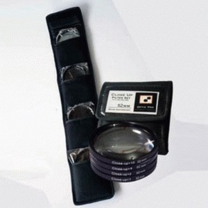 OpticPro Close up Kit(+1,+2,+4,+10) 62mm