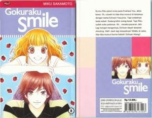 GOKURAKU SMILE [KOMIK] by Miku Sakamoto