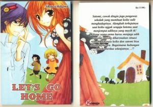 LET'S GO HOME [KOMIK] by Shou Ichikawa