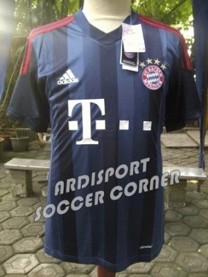Bayern Munchen Third 2013/14
