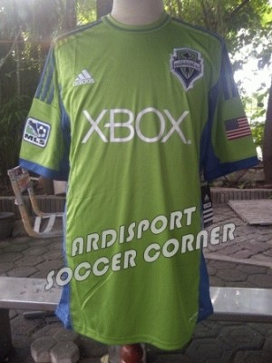 Seattle Sounders FC 2013/14 Formotion (MLS)