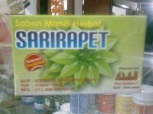 Sabun Sari Rapet