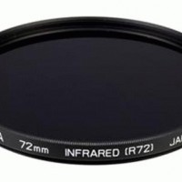Filter Hoya IR(Infrared) R72 58mm