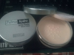 Pulvus hydro active powder sebum control Cool & light Natural