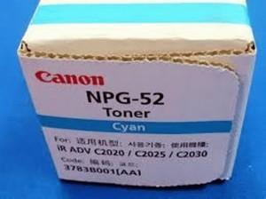 Toner - Canon - NPG-52 For C2020 / C2025 /C2030 (Colour)