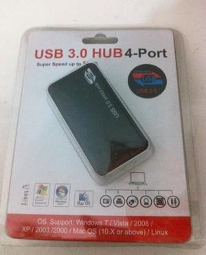 Mini Usb hub 3.0 4 port super speed