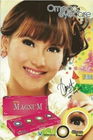 Softlens Omega Magnum Pink