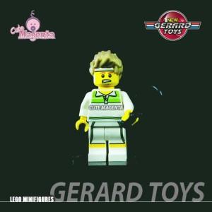 Minifigures Tenis Boy - Lego