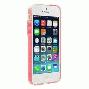 Pinlo iPhone 5S BLADEdge - Transparent Red