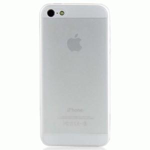 iPearl iPhone 5C Ice-Super Slim Case - Clear White