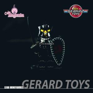 Minifigures Black Knight - Lego