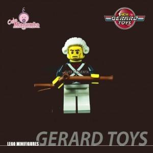 Minifigures Colombus - Lego
