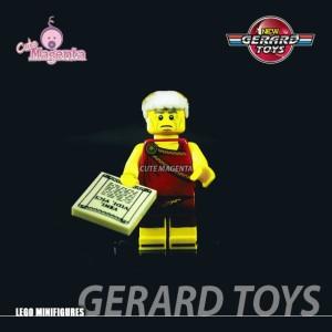 Minifigures Julius Caesar - Lego