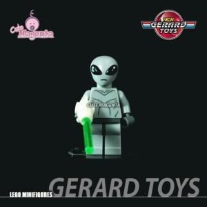 Minifigures Alien - Lego