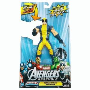Marvel Mighty Battler - Avengers Assemble series 1 - Wolverine