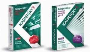 KASPERSKY ANTI VIRUS 2012 1 User