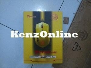 Gaming Mouse Tt Esports Theron Metallic Yellow