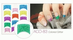 Elizavecca Korean Twinkle French ACO83 Colored Glitter