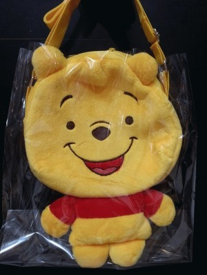 Baby Bag - Tas Selempang Winnie The Pooh