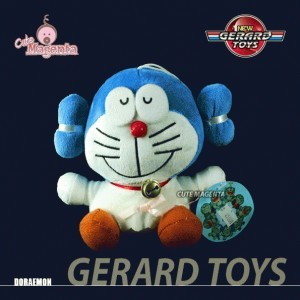 Boneka Doraemon Tempel 9