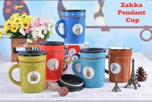 Zakka Pendant Cup - Barang Unik - Glass - Mug