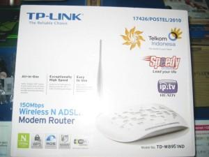 TP_Link W-8951ND ADSL+Wifi
