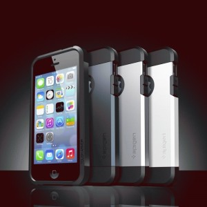 SPIGEN SGP TOUGH ARMOR PREMIUM CASE APPLE IPHONE 4/4s & IPHONE 5/5s