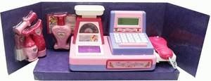 harga Mainan Kasir-kasiran Mesin Kasir Motif Barbie/Princess Tokopedia.com