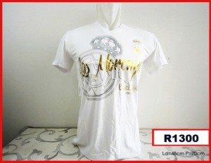 T-shirt Real Madrid - White