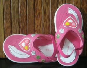 SEPATU BABY WANG - REMY PINK