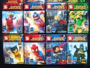 LEGO SUPER HEROES SHENG YUAN