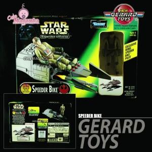 Speeder Bike - Expanded Universe - Star Wars - Hasbro - MIB