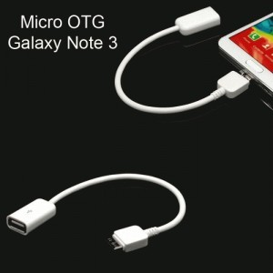 Samsung Galaxy Note 3 N9000 USB OTG