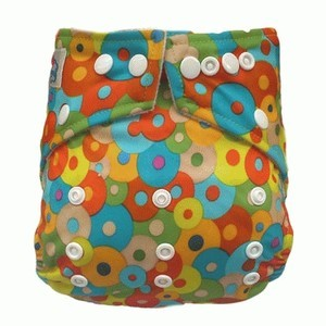 Babyland Cloth Diapers - Dots