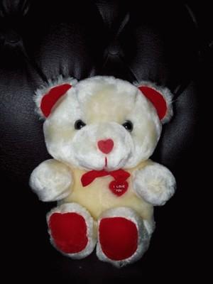 Boneka bear i love u