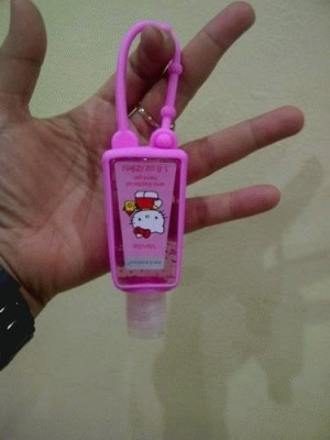 Hand Sanitizers Hello Kitty