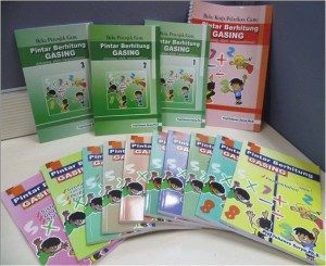 Jual Buku Matematika Gasing 1 Set 14 Buah Cv Assoba Jaya Tokopedia