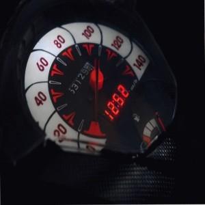 Jam Digital Motor